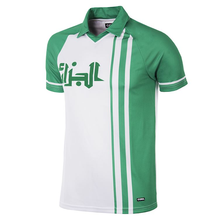 531 | Algeria World Cup 1982 Retro Football Shirt | 1 | COPA