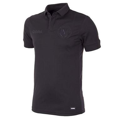6738 | All Black Football Shirt | 1 | COPA