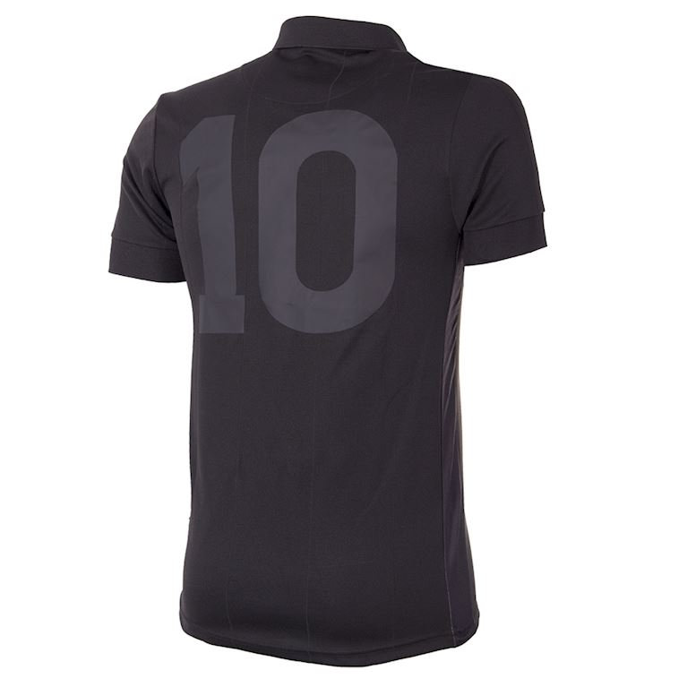 6738 | All Black Voetbal Shirt | 2 | COPA