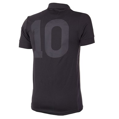6738 | All Black Football Shirt | 2 | COPA
