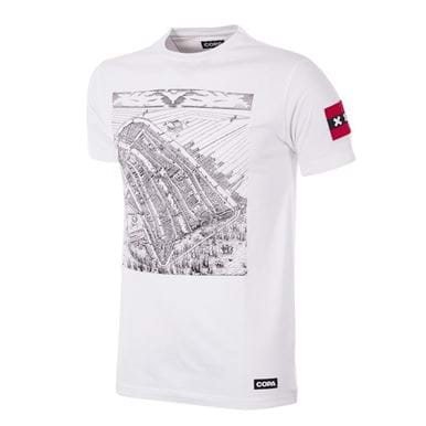 6900 | Amsterdam City Map T-Shirt | 1 | COPA