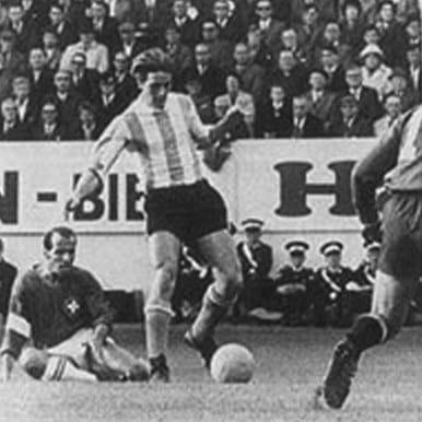 589 | Argentina 1970's Retro Football Shirt | 2 | COPA