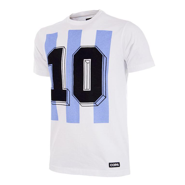 6987 | Argentina Number 10 T-Shirt | 1 | COPA