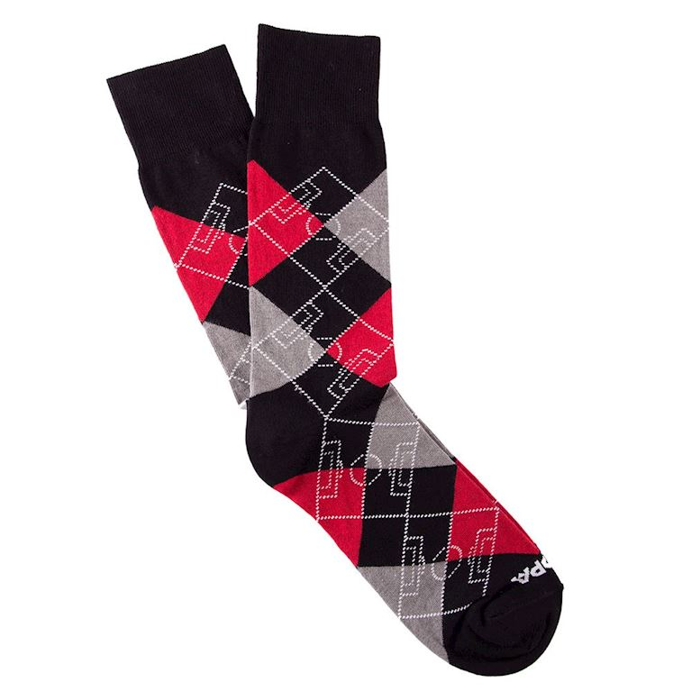 5108 | Argyle Football Pitch Chaussettes | 1 | COPA