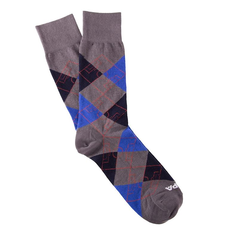 5107 | Argyle Football Pitch Socks | 1 | COPA