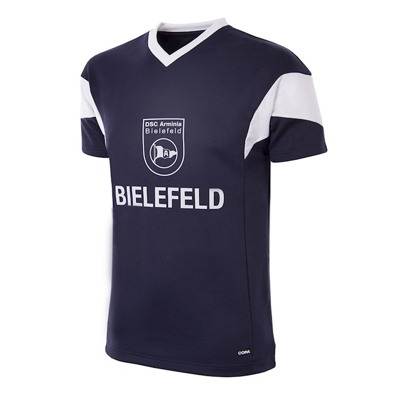 284 | Arminia Bielefeld 1987 - 88 Retro Football Shirt | 1 | COPA