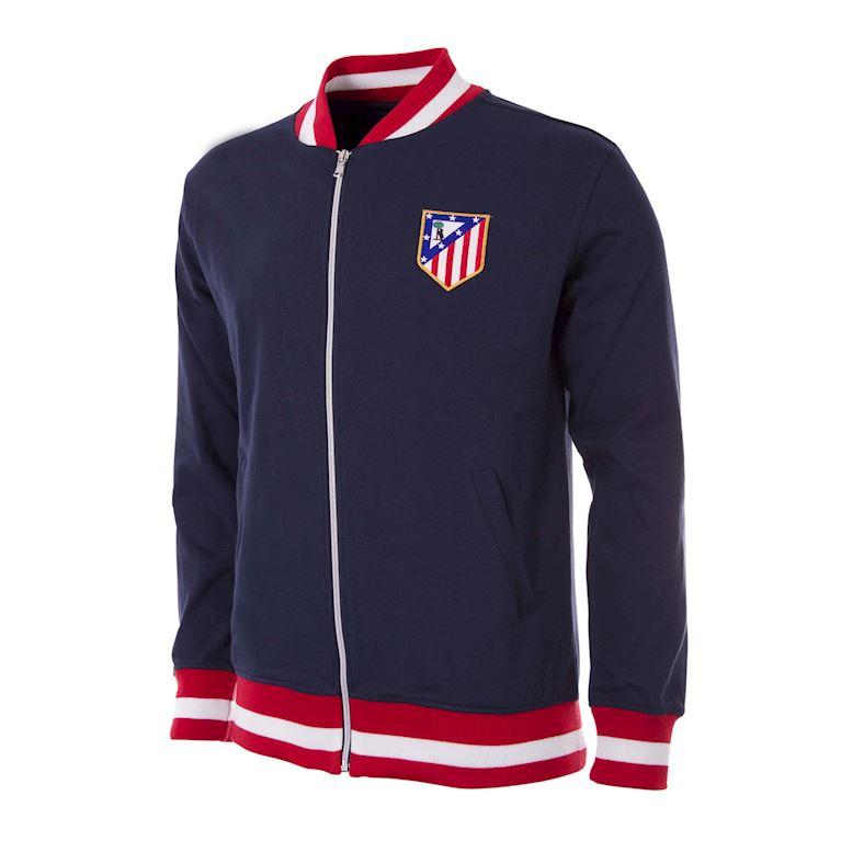 931 | Atletico de Madrid 1969 Retro Fußball Jacke | 1 | COPA