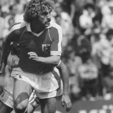 525 | Austria Away World Cup 1982 Retro Football Shirt | 2 | COPA
