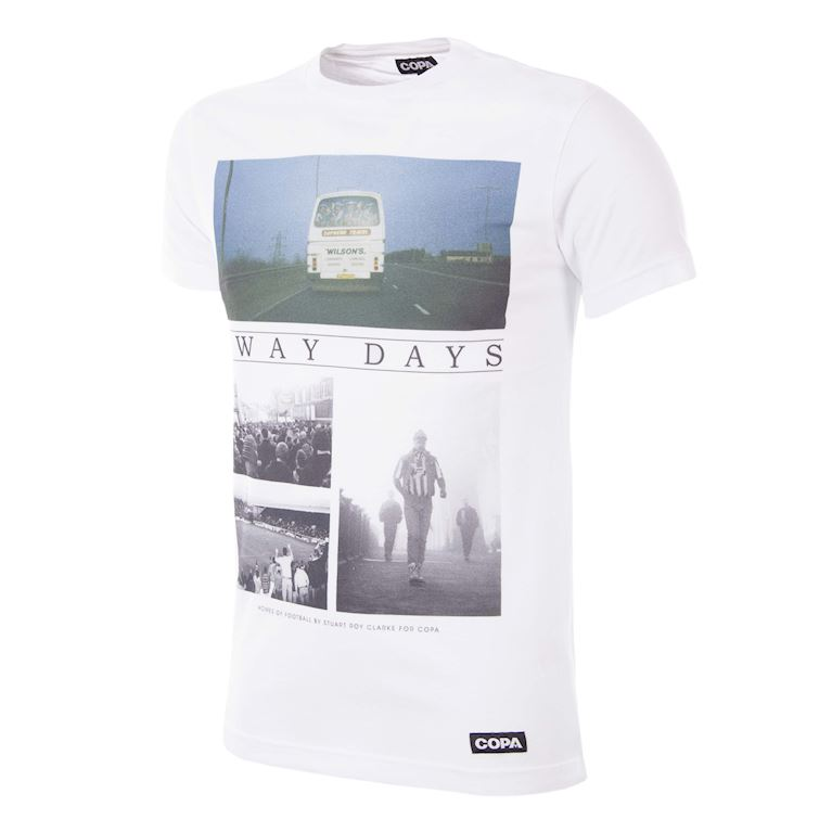 6632 | Away Days T-Shirt | 1 | COPA