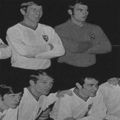 655 | Belgium Away 1970's Retro Football Shirt | 2 | COPA
