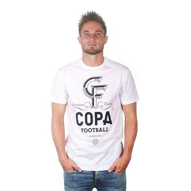 6697 | CF T-Shirt | White | 1 | COPA