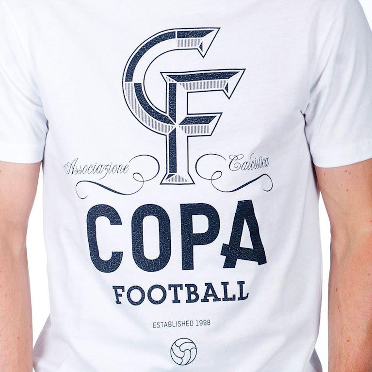 6697 | CF T-Shirt | White | 2 | COPA
