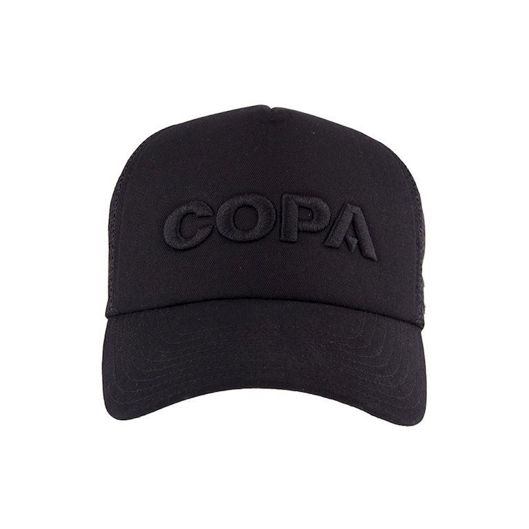 5207 | COPA 3D Black Logo Casquette Trucker | 2 | COPA