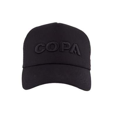 5207 | COPA 3D Black Logo Trucker Cap | 2 | COPA