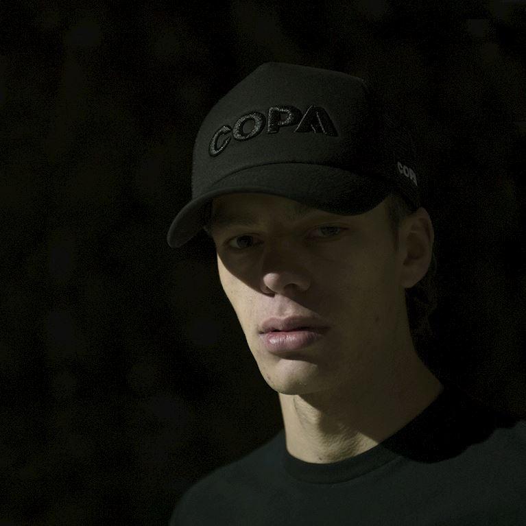 5207.1 | COPA 3D Black Logo Trucker Cap | 1 | COPA