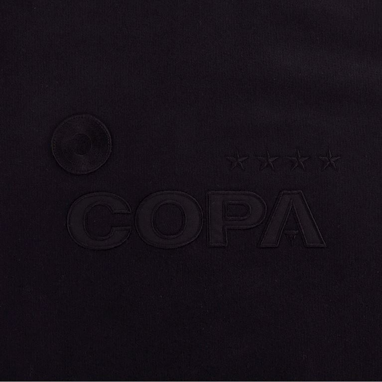 6460.1 | COPA All Black Logo Sweat | 2 | COPA
