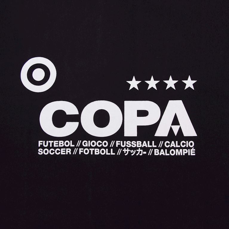 6689 | COPA Basic T-Shirt | Black | 2 | COPA