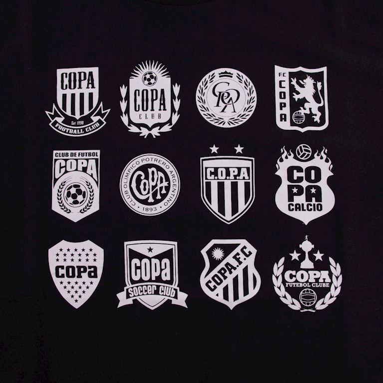 6748 | COPA Crests T-Shirt | 2 | COPA
