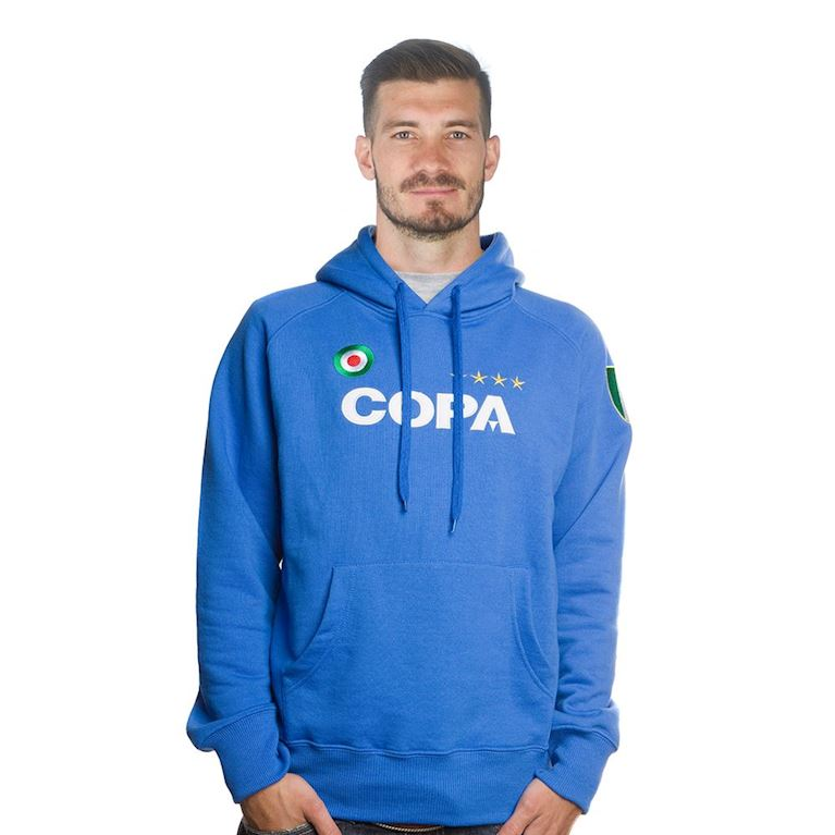 6404   COPA Hooded Sweater   Blue   1   COPA
