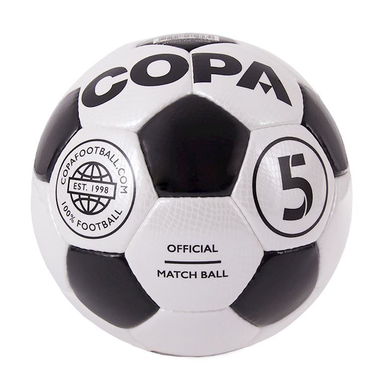 8006 | COPA Match Football Black-White | 1 | COPA