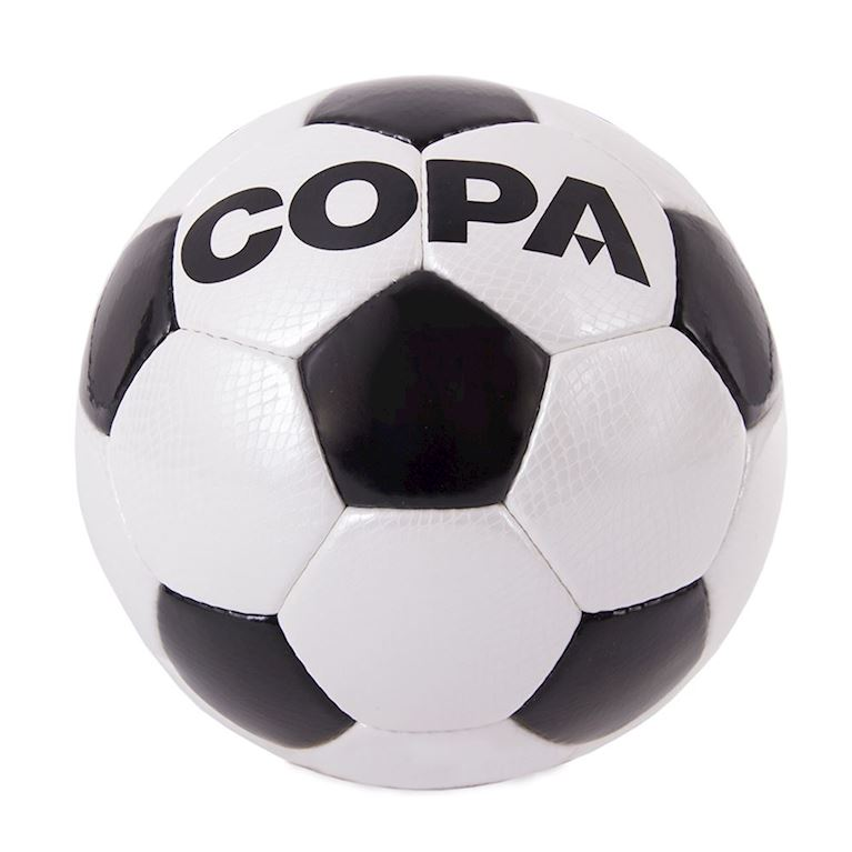 8006 | COPA Laboratories Match Football Black-White | 2 | COPA