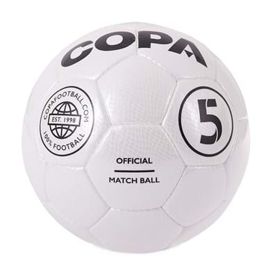 8007 | COPA Match Football White | 1 | COPA