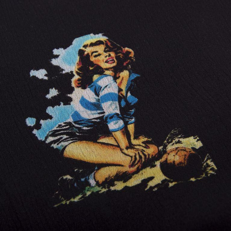 6990 | Calcio Donna Camp Collar Shirt | 2 | COPA