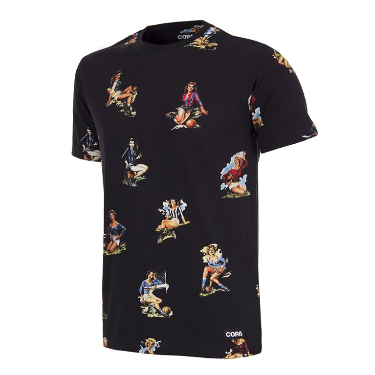 6992 | Calcio Donna T-Shirt | 1 | COPA