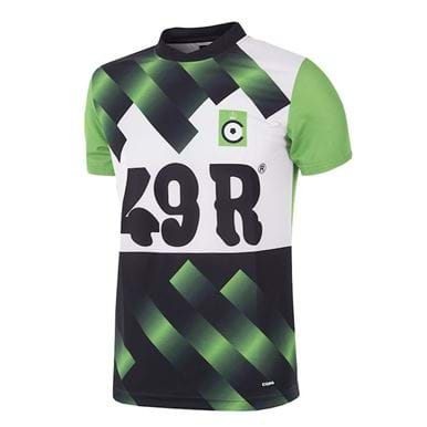 167   Cercle Brugge 1991 - 92 Retro Football Shirt   1   COPA