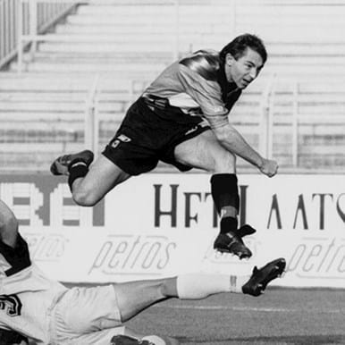 167 | Cercle Brugge 1991 - 92 Retro Football Shirt | 2 | COPA