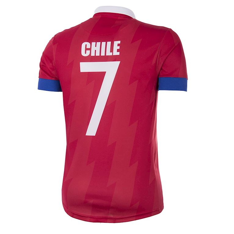 1512 | Chile PEARL JAM X COPA Football Shirt | 2 | COPA