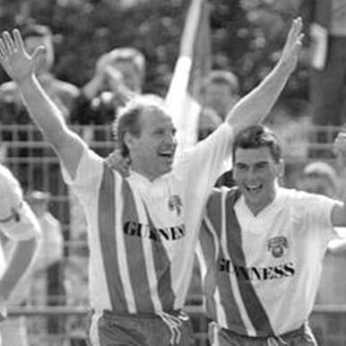 753 | Cork City F.C. 1991 Retro Football Shirt | 2 | COPA