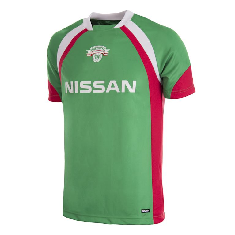 344 | Cork City FC 2004 - 05 Maillot de Foot Rétro | 1 | COPA