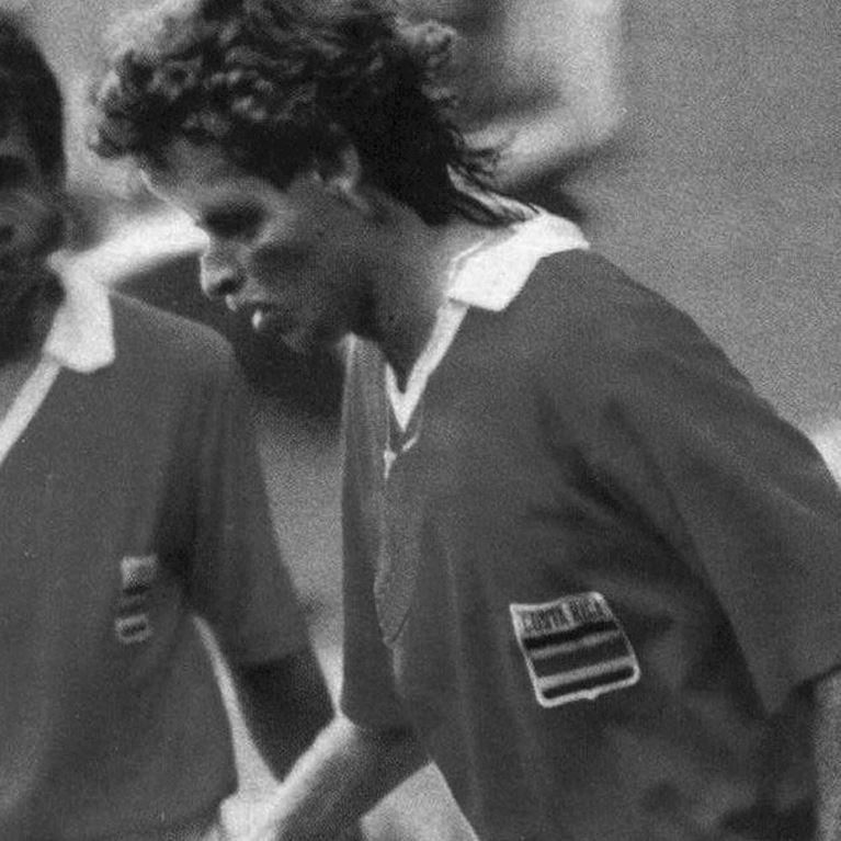 571   Costa Rica 1988 Short Sleeve Retro Football Shirt   2   COPA
