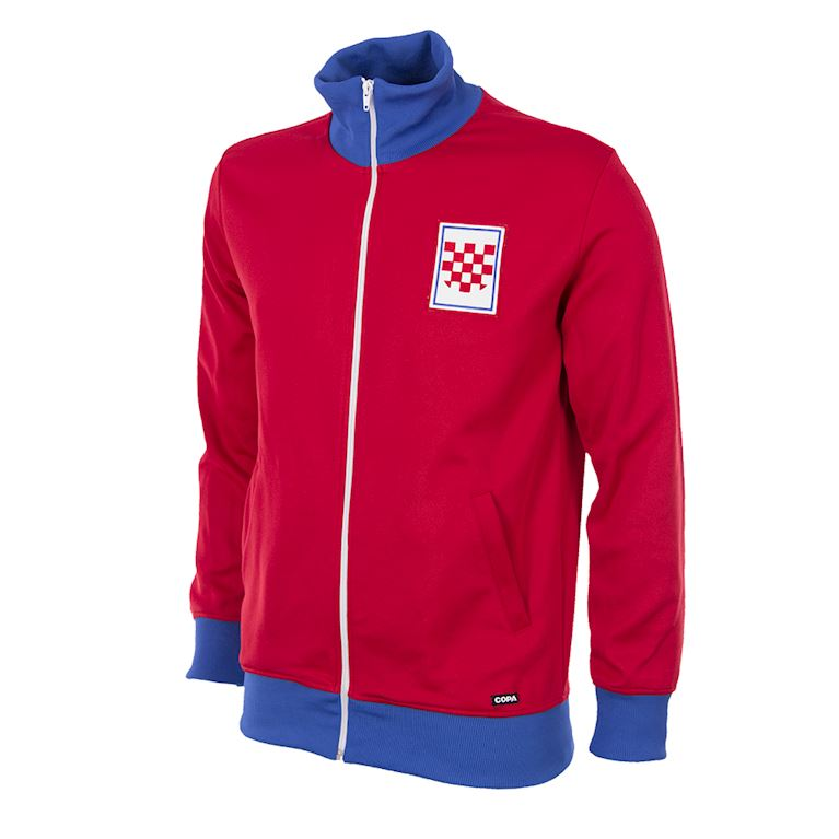 917 | Croatia 1992 Retro Football Jacket | 1 | COPA