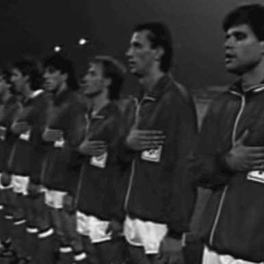917 | Croatia 1992 Retro Football Jacket | 2 | COPA