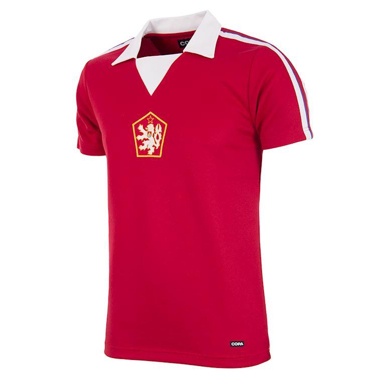314 | Czechoslovakia 1976 Retro Football Shirt | 1 | COPA