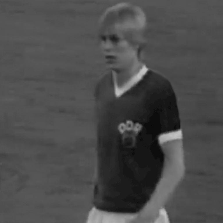 318 | DDR 1985 Maglia Storica Calcio | 2 | COPA