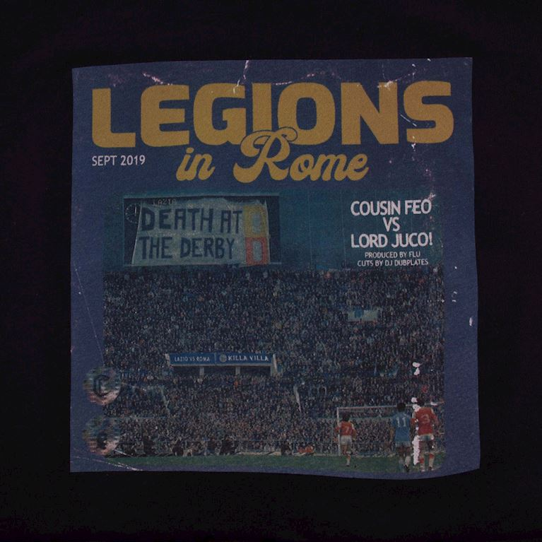6934 | Death at the Derby - Legions in Rome T-Shirt | 2 | COPA