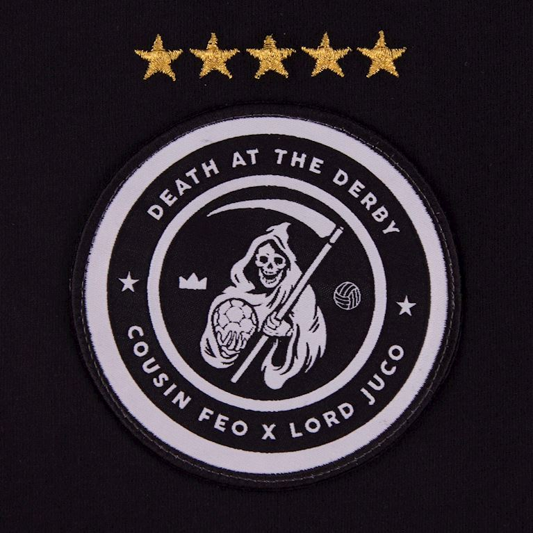 6936 | Death at the Derby Logo T-Shirt | 2 | COPA