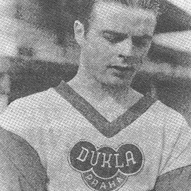 659 | Dukla Prague Away 1960's Retro Football Shirt | 2 | COPA