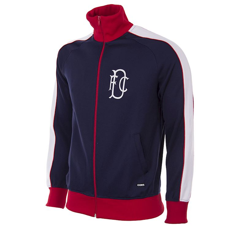 914 | Dundee FC 1982 - 83 Retro Football Jacket | 1 | COPA