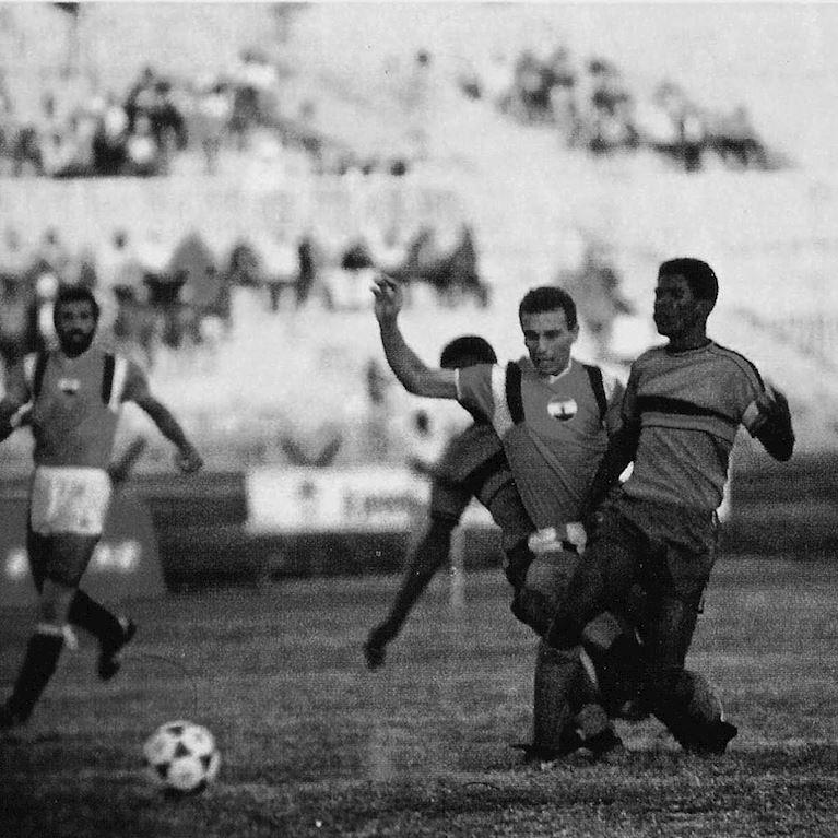449 | Egypt 1980's Short Sleeve Retro Football Shirt | 2 | COPA