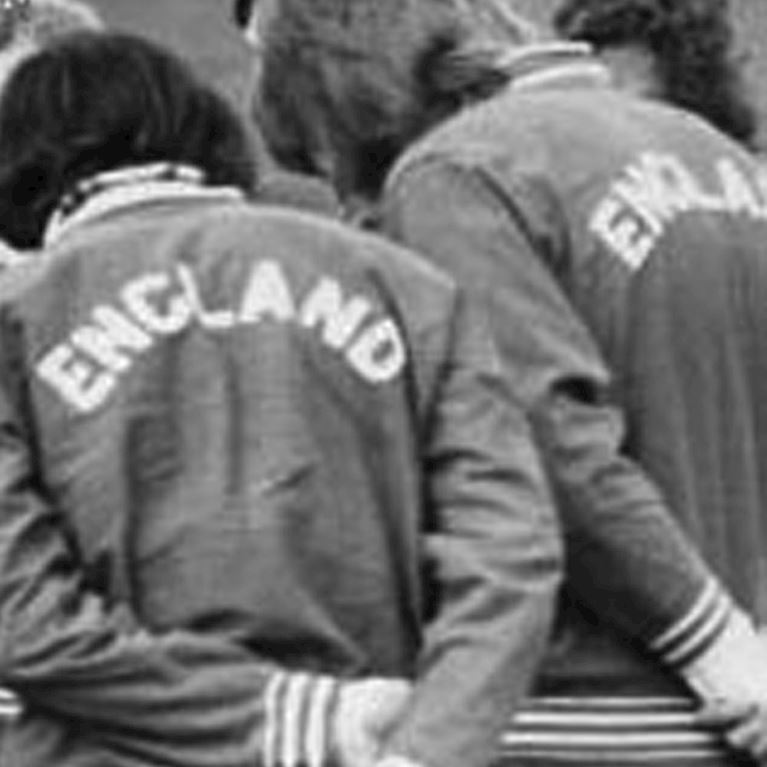 856 | England 1966 Retro Football Jacket | 2 | COPA