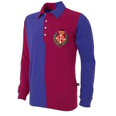 701 | FC Barcelona 1899 Retro Football Shirt | 1 | COPA