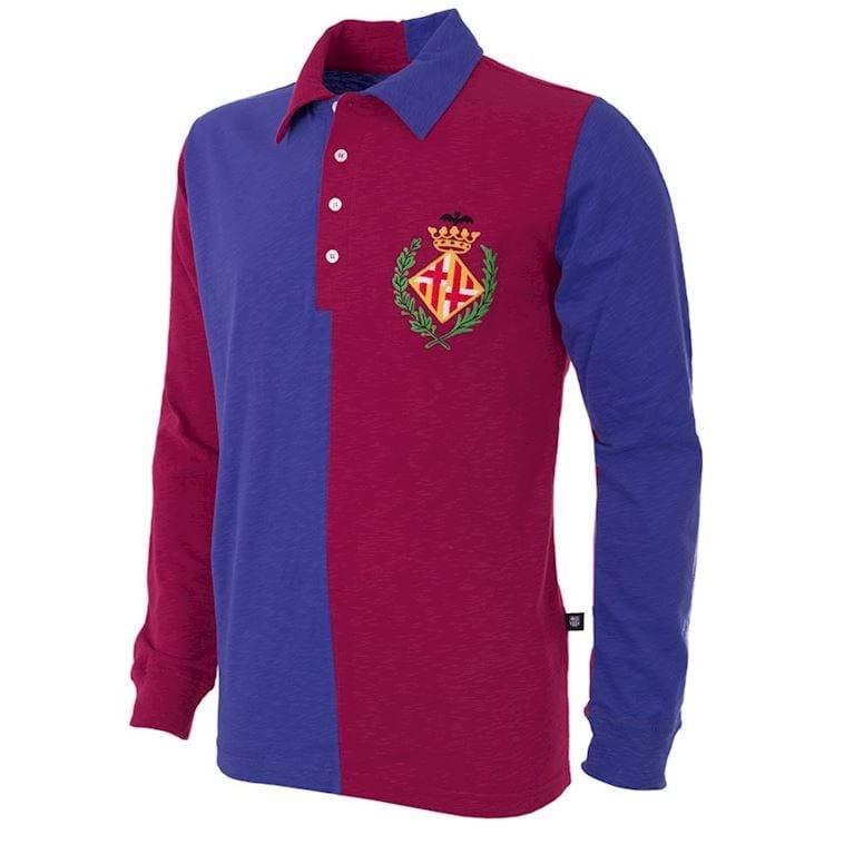 701   FC Barcelona 1899 Retro Football Shirt   1   COPA