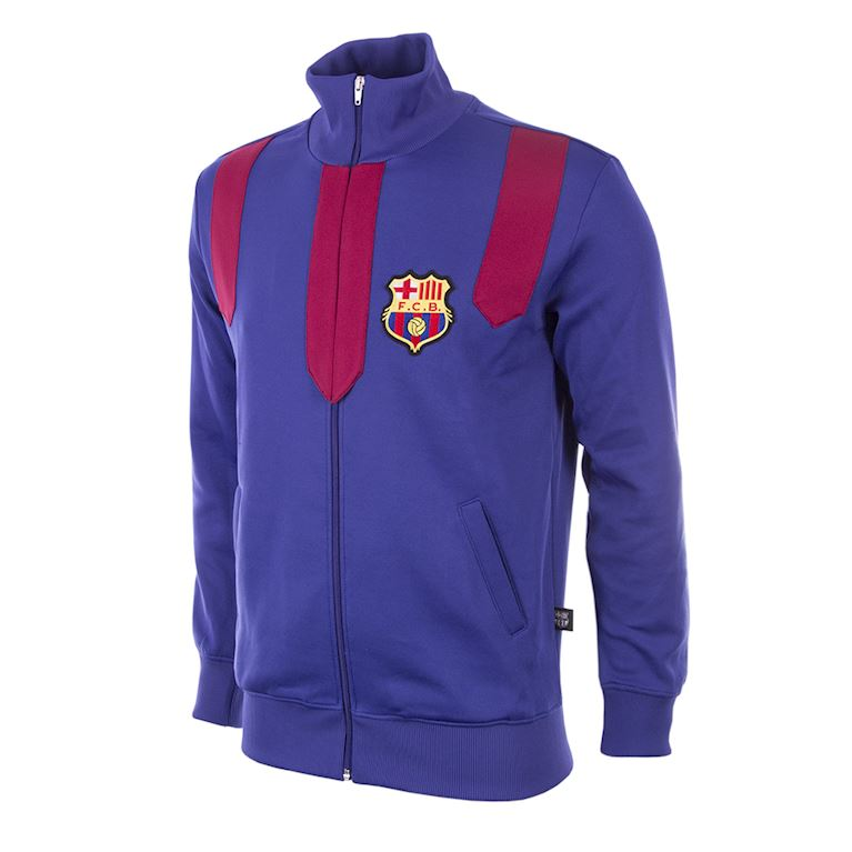 919 | FC Barcelona 1959 Retro Football Jacket | 1 | COPA