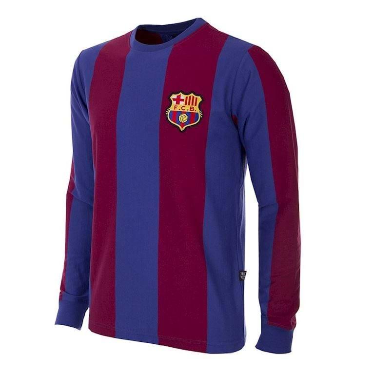 724 | FC Barcelona 1973 - 74 Retro Football Shirt | 1 | COPA