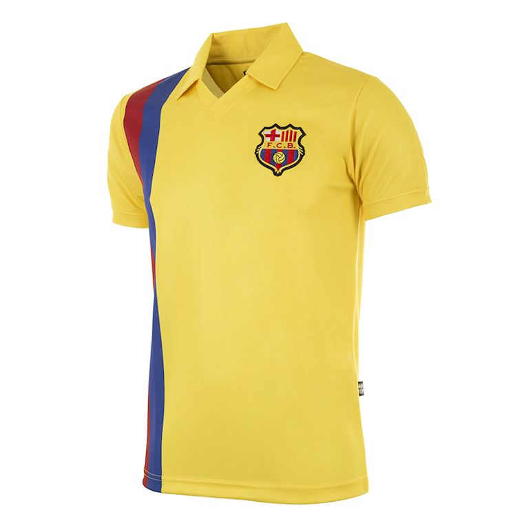 172 | FC Barcelona 1981 - 82 Away Retro Voetbal Shirt | 1 | COPA