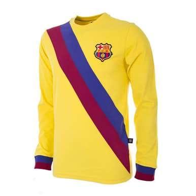 704 | FC Barcelona Away 1974 - 75 Retro Football Shirt | 1 | COPA